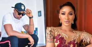 Tonto Dikeh Claps Back At IK Ogbonna After He Indirectly Shades Her