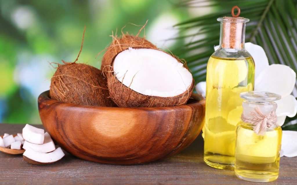 coconut oil home remedies for dandruff