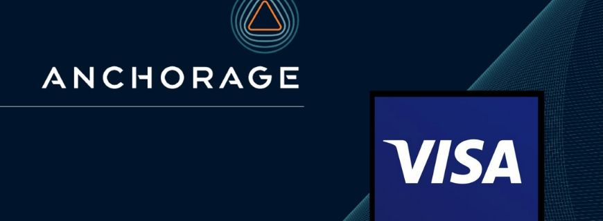 Visa Anchorage crypto vault