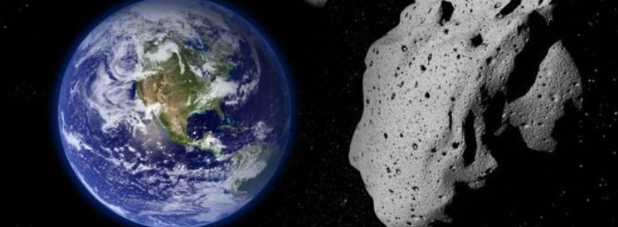 rare Earth Asteroid