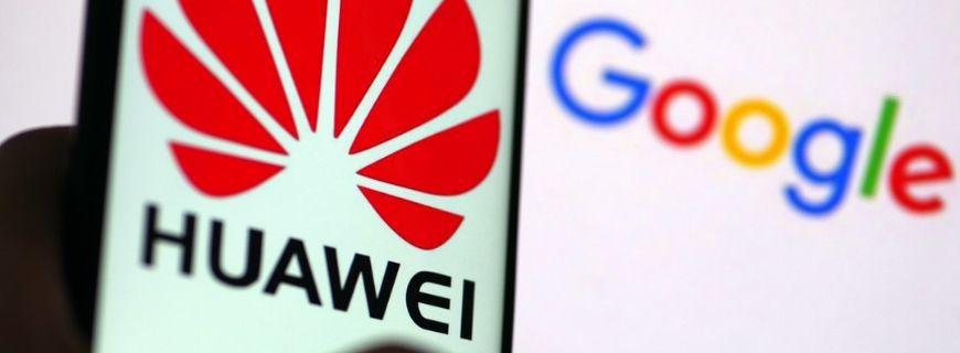 Huawei & Google