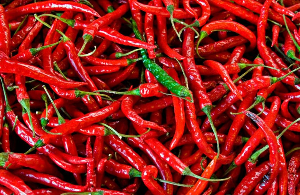 are spicy peppers good for your health