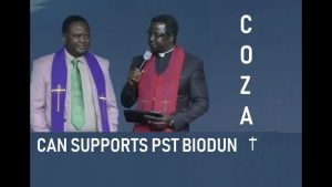 CAN Leaders Pledge Support For Pastor Biodun Fatoyinbo