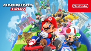 """""""Mario Kart Tour"""" Coming To Android And iOS In September"""