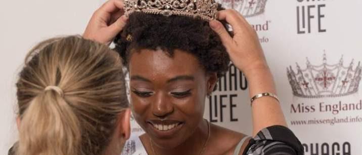 vimbai chapungu wins miss london 2019