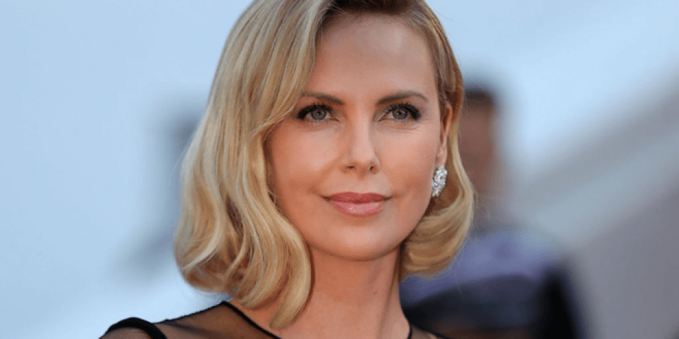 charlize theron transforms for 'Bombshell'