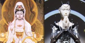 Tech Meets Religion: 400-Year-Old Buddhist Temple Introduces Robotic Priests