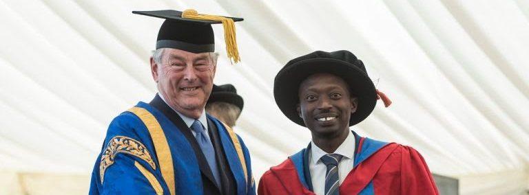 Yusuf Sambo: The Nigerian Engineer Leading Scotland's 5G Revolution