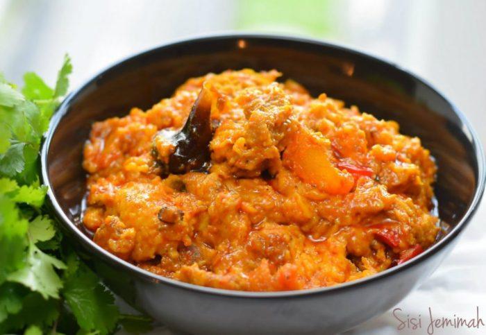 sunday rice alternative ikokore