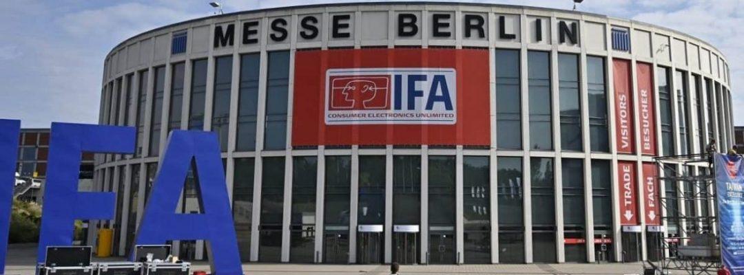Berlin's IFA tech fair