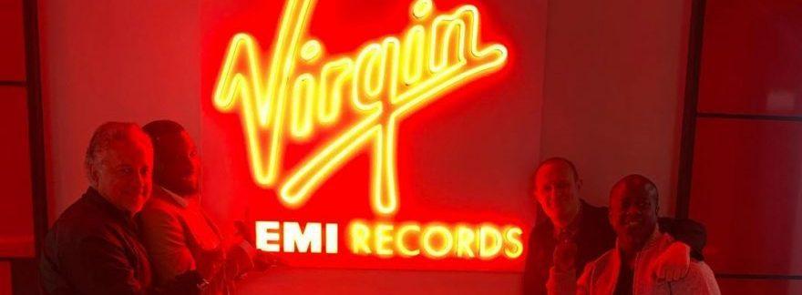 Timi Dakolo EMI Records