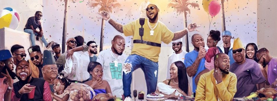 Davido a good time album