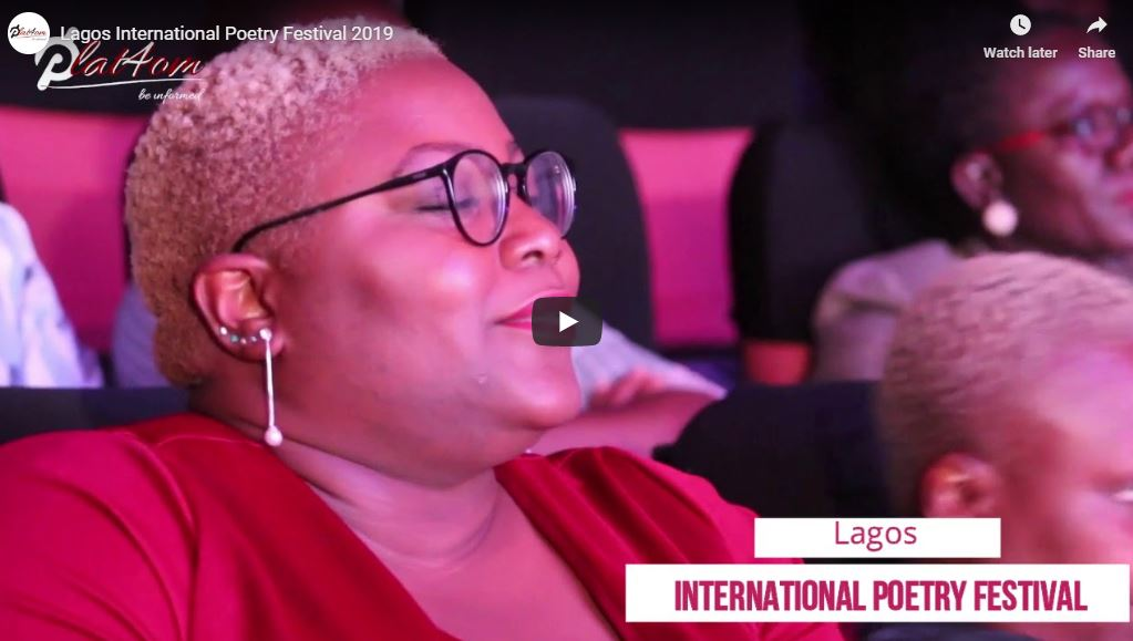 Lagos International Poetry Festival 2019