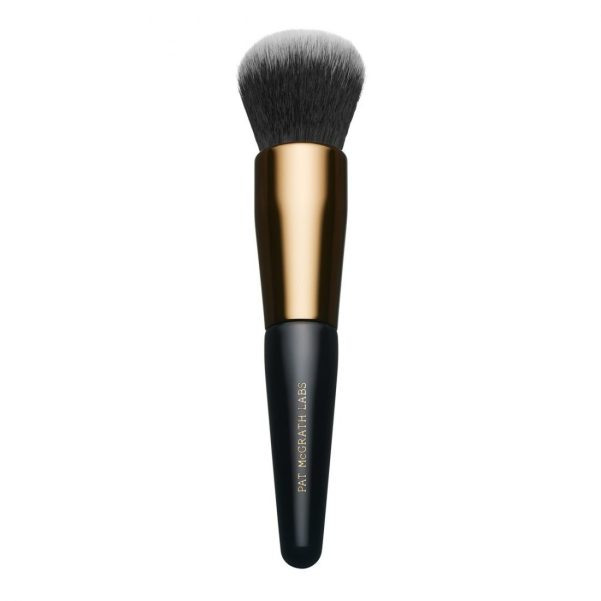 Use your a foundation brush instead of your hands