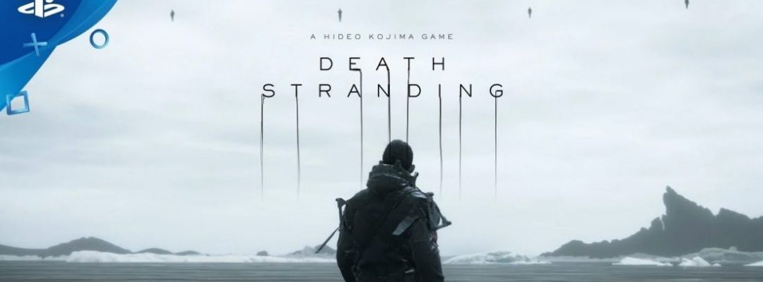 Hideo Kojima's death stranding game