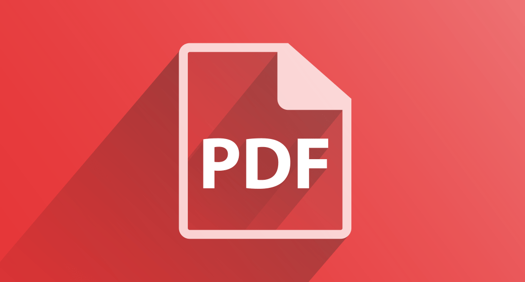 working with PDF documents