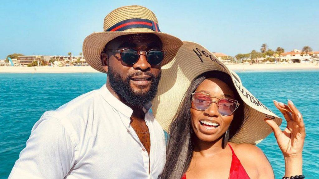 Ex BBNaija Housemates Khafi and Gedoni Are Now Engaged