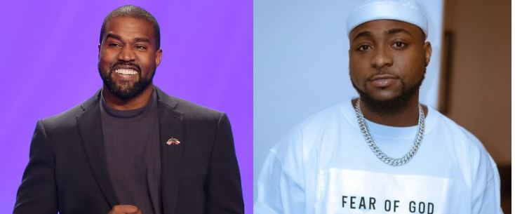 "Kanye West's Sunday Choir Samples Davido's ""IF"", Twitter Fans React"