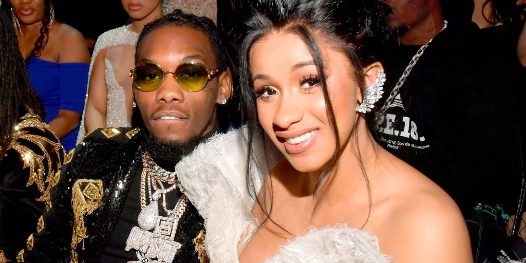 Cardi B Defends Offset Over Cheating Allegation With Tekashi 6ix9ine's Girlfriend
