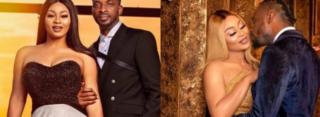 Pre-Wedding Photo Of 9ice and Olasunkanmi Ajala Hits The Internet
