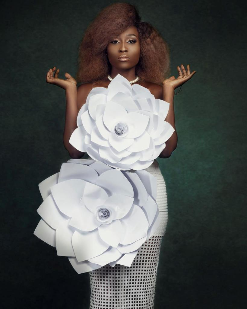 Nigerian Singer, Aramide Welcomes Baby Girl With Husband