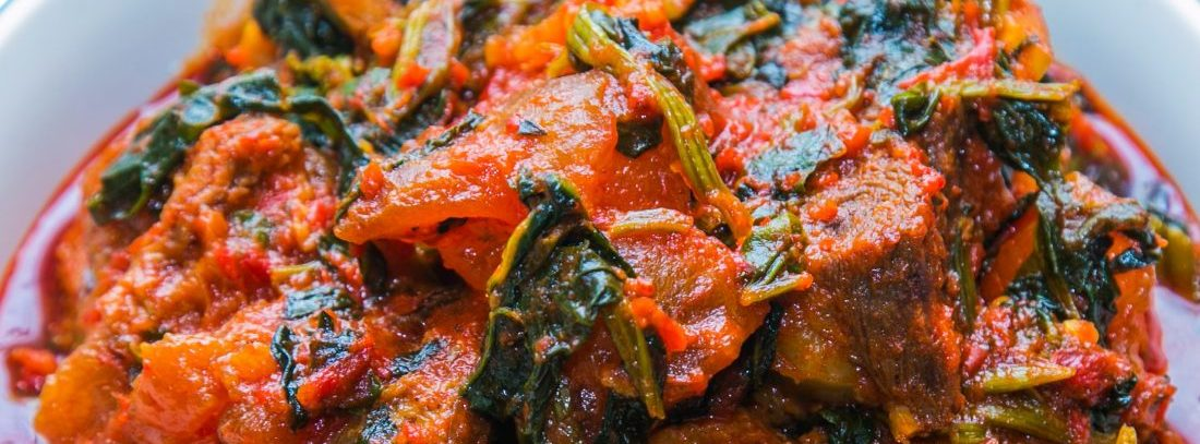 Your Number One Guide To Making Efo Riro