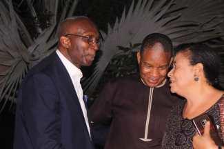 Plat4om at Ernest Ndukwe honorary event 15