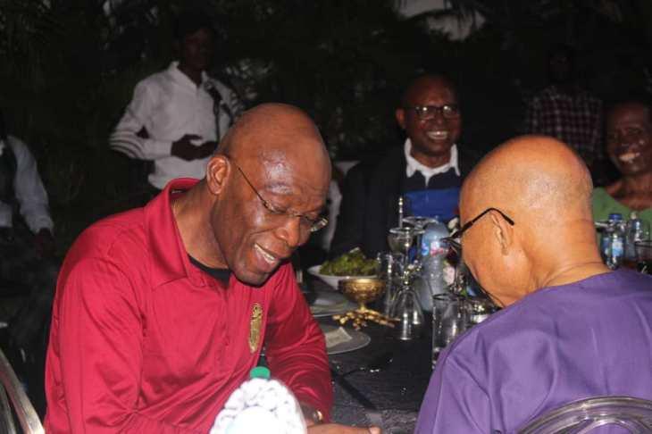 Plat4om at Ernest Ndukwe honorary event 14