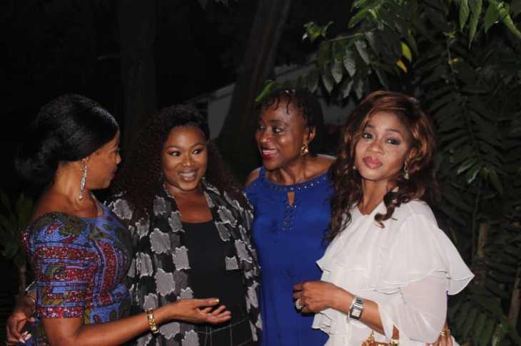 Plat4om at Ernest Ndukwe honorary event 23