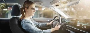 Bosch Unveils Virtual Visor To Improve Safety While Driving In The Sun