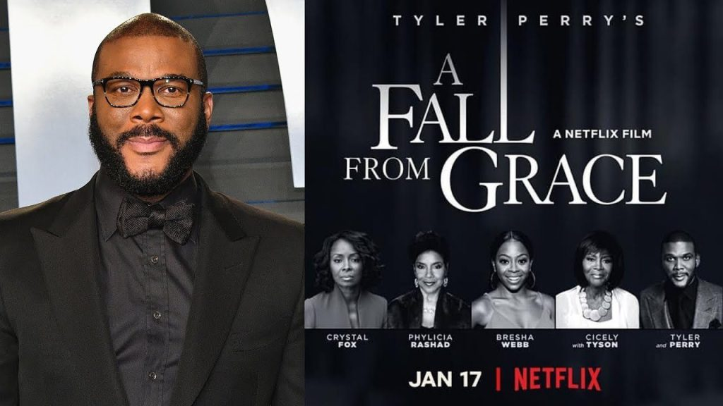 Tyler Perry s A Fall From Grace