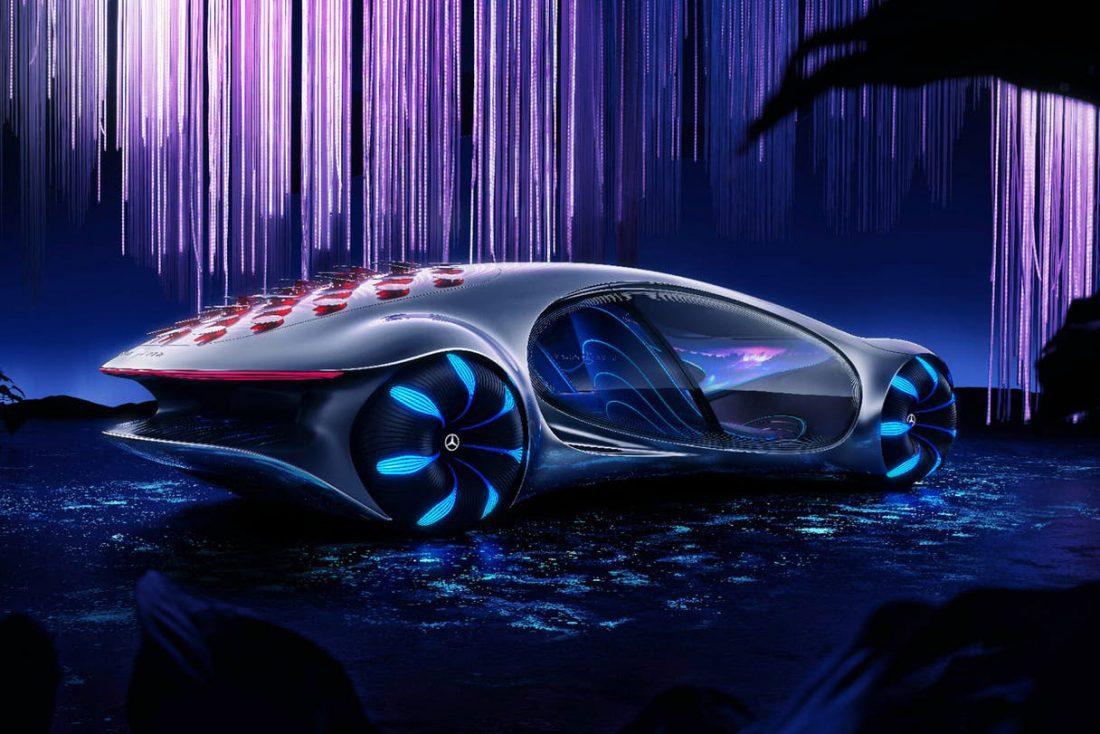 Mercedes-Benz Vision AVTR CES 2020