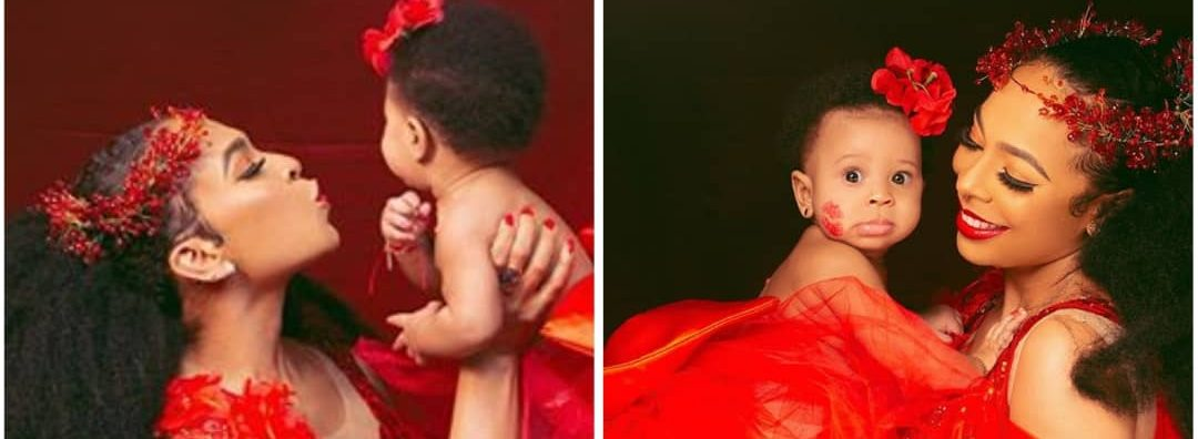 Reality TV Star TBoss Finally Reveals Face Of Her Daughter On Instagram
