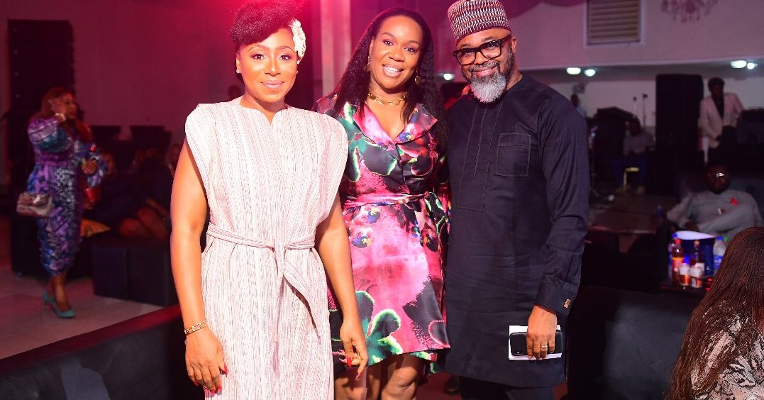 Photos: Nigerian Celebrities Shine At The AMVCA Nominee Party