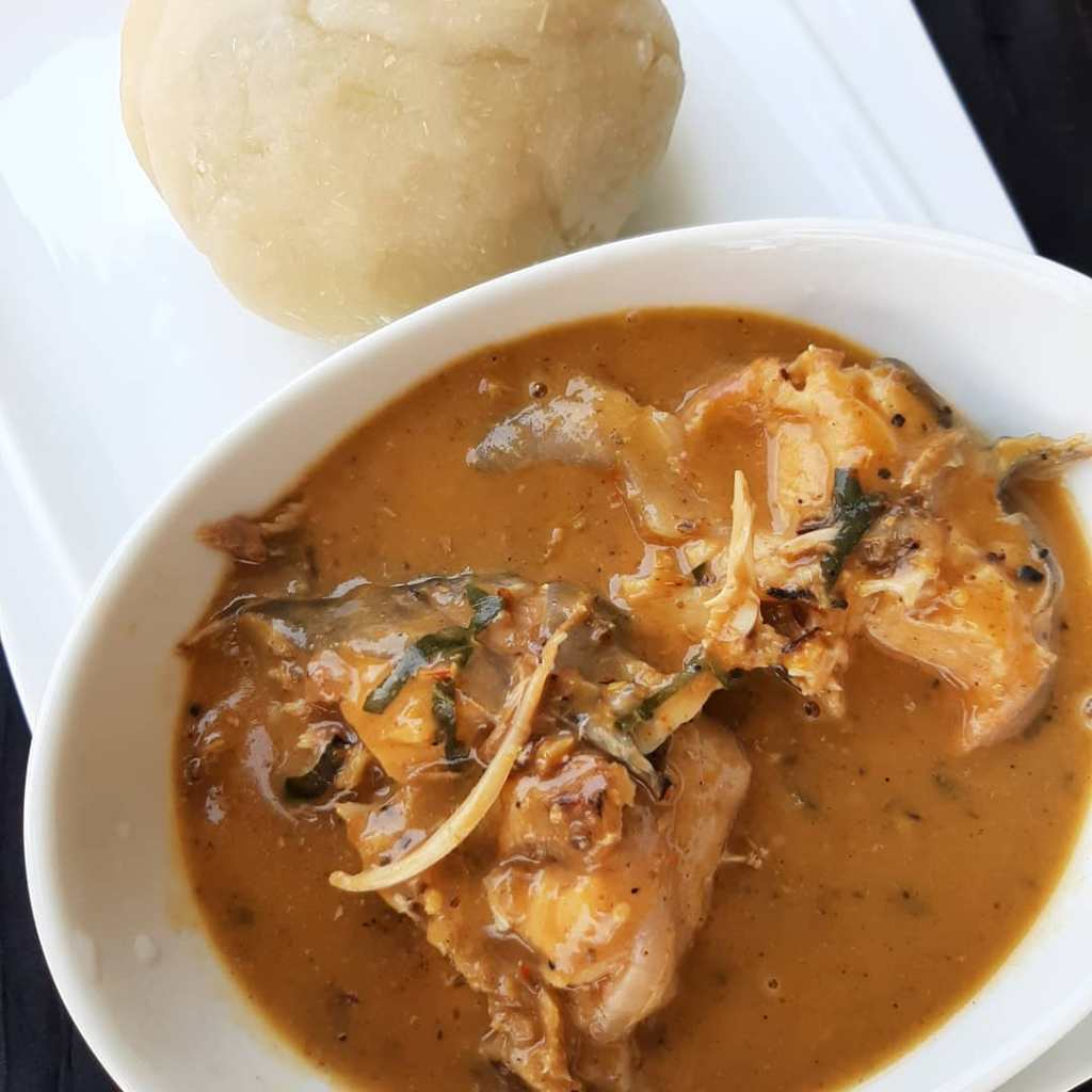 Here's How To Prepare Ofe Nsala As You Stay At Home This Weekend