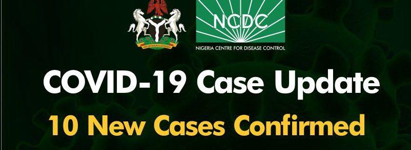 !0 new cases of coronavirus in nigeria