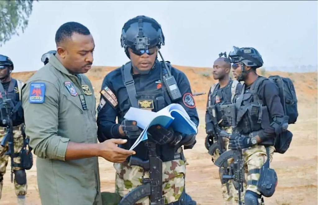 """Nollywood And Nigerian Air Force Collaborates On New Film """"Eagle Wings"""""""