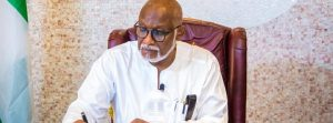 Ondo Governor: Explosives In Transit Cause Of Akure Explosion