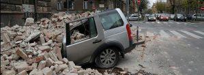 Massive Earthquake Rocks Croatia Capital Amidst Coronavirus Outbreak