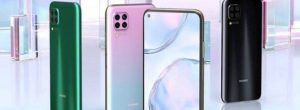 Huawei Nova 7 Series Specifications Leaked Showing 40W Fast Charging Ability