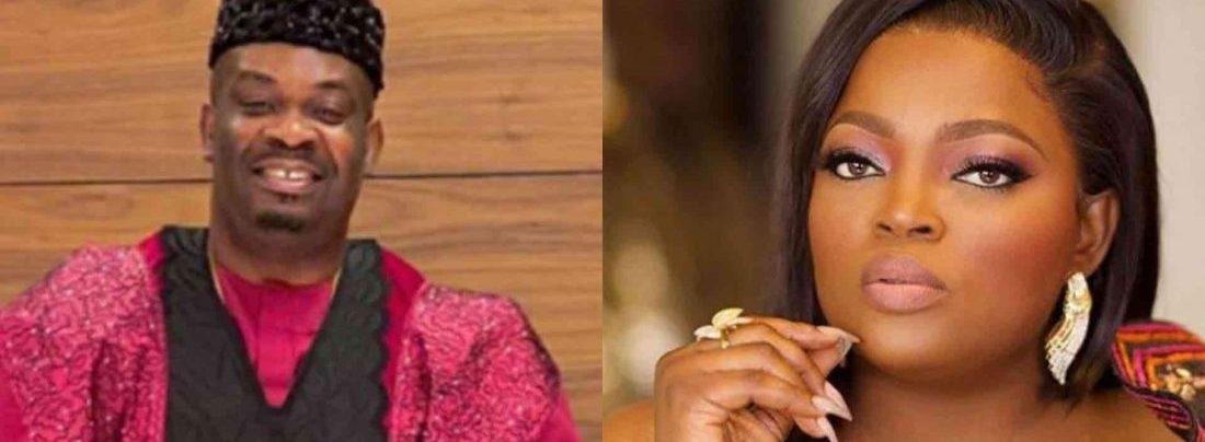 WCW: Don Jazzy Praises Funke Akindele Bello, Calls Her Courageous