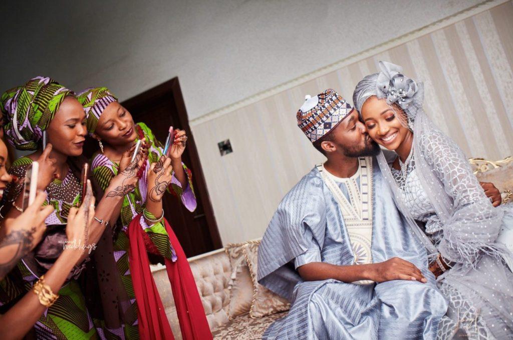 Wedding Saturday : Appreciating The Beauty Of Hausa Traditional Wedding