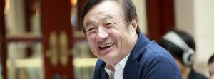 Huawei CEO Says It Will Take It 300 Years To Catch Up With Apple And Google's OS