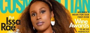 """""""I Want To Be A Pop-culture Staple"""": Issa Rae Talks Her Ambitions In New Cosmpolitan Issue"""