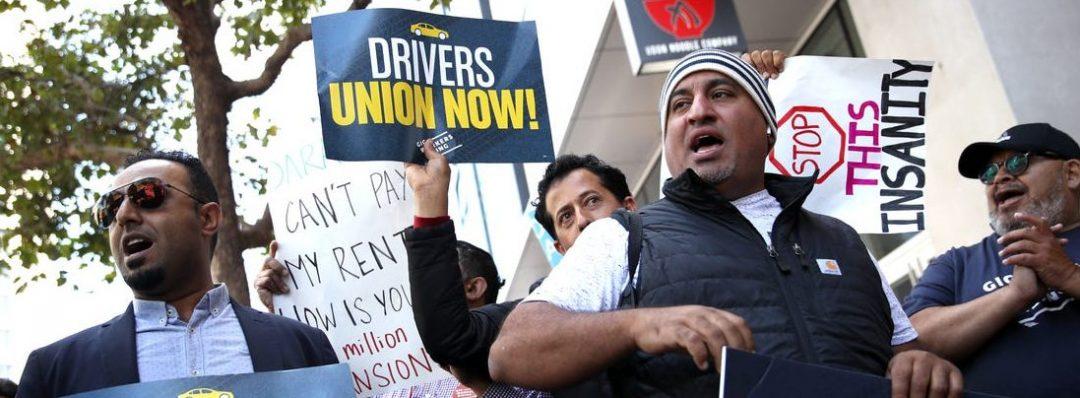 California AB5 Injuction Uber Lyft