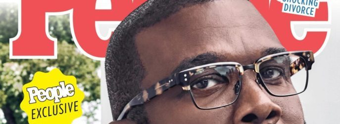 Tyler Perry Shares A Message Of Hope As He Covers People's Magazine Latest Issue