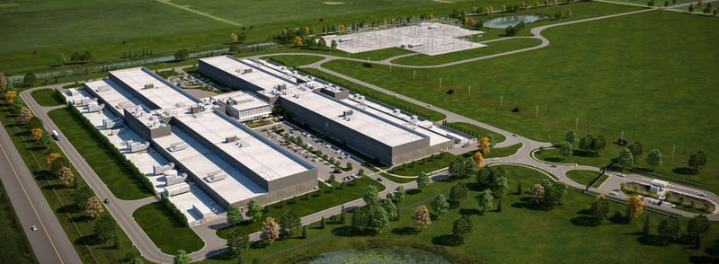 Facebook To Build $800 Million Data Centre In DeKalb