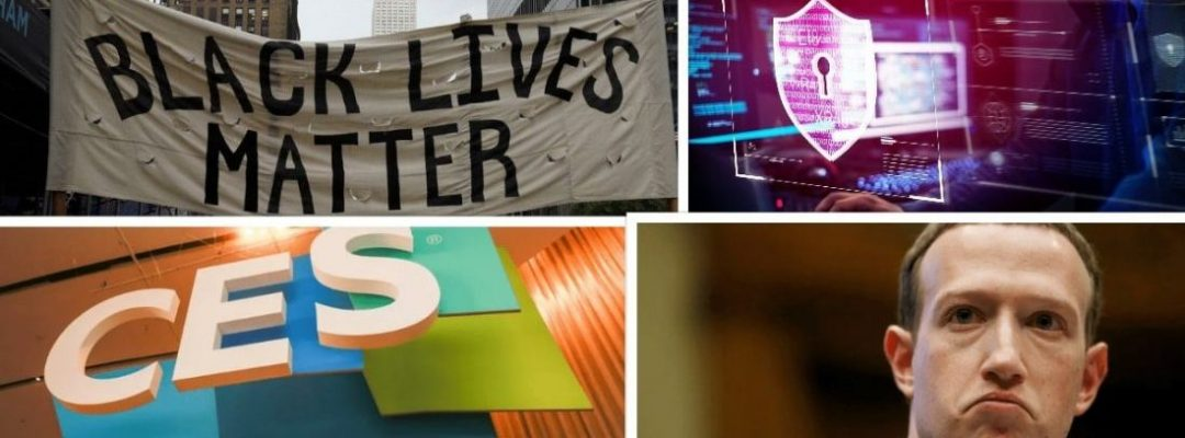 Top Tech Trends Of The Week: The Tech World Stands By Black Lives Matter Movement