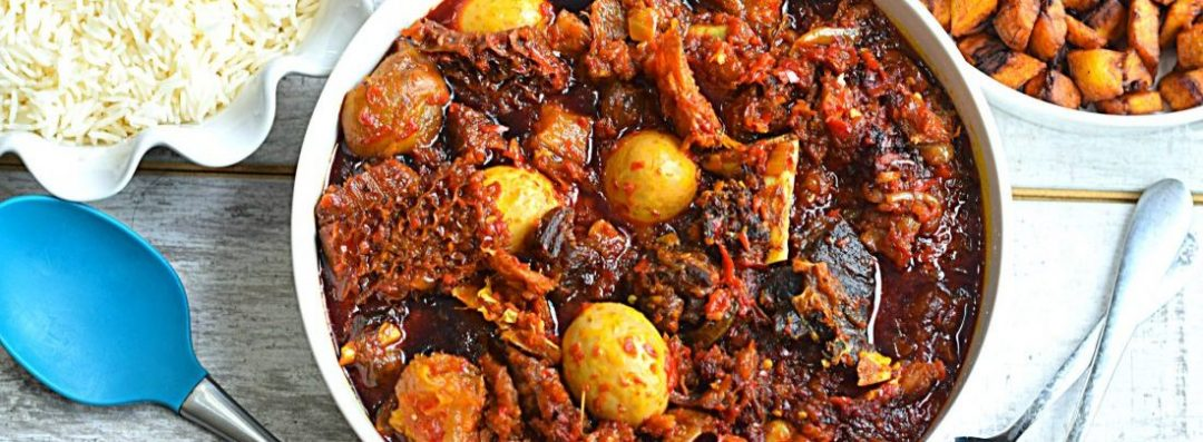 Palm Oil Stew! Use This Easy Method To Prepare This delicacy At Home