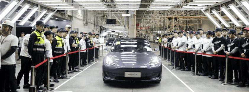 Tesla Model 3 Sales Statistics Shows Three-Times Increase In May Than In April 2020